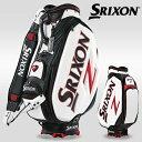 2016新製品ダンロップ日本正規品SRIXON(スリクソン)プロモデルキャディバッグGGC−S110【あす楽対応】