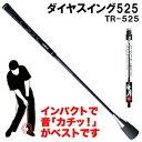 ダイヤコーポレーションダイヤスイング525「TR-525」「ゴルフ練習用品」【あす楽対応】