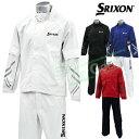 ダンロップ日本正規品SRIXON(スリクソン)レイン上下セット(メンズ)レインジャケット&パンツ「S...