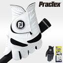 フットジョイ日本正規品Practex(プラクテックス)合成皮革ゴルフグローブ(左手用)