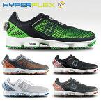 2015新製品フットジョイ日本正規品HYPERFLEX Boa(ハイパーフレックスボア)ソフトスパイクシューズ【あす楽対応】