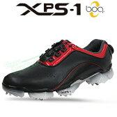 フットジョイ(FOOTJOY)日本正規品XPS-1Boa「W」(エックスピーエスワンボアW)ソフトスパイクゴルフシューズカラー:ブラック/レッド(56143)【あす楽対応】