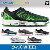 フットジョイ日本正規品HYPERFLEX Boa(ハイパーフレックスボア)ソフトスパイクシューズウィズ:W(EE)【あす楽対応】