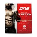 DNS プロテイン ホエイ 100(Protein Whey 100)1kg(1食/33g)カフェオレ風味BASE LEVEL-1 ベーシック