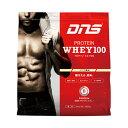 【スポーツ館】DNS プロテイン ホエイ 100(Protein Whey 100)350g(1食/33g)バニラ風味BASE LEVEL-1 ベーシック