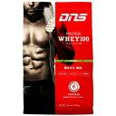 【スポーツ館】DNS プロテイン ホエイ 100(Protein Whey 100)3kg(1食/33g)抹茶風味BASE LEVEL-1 ベーシック