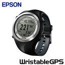 エプソン(EPSON)GPS搭載ランニングウォッチSF-710S