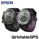 エプソン(EPSON)脈拍計測機能搭載GPSランニングウォッチSF-810
