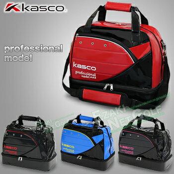 キャスコゴルフ(Kasco)日本正規品professionalmodel2層式ボストンバッグEZN−1412【あす楽対応_四国】