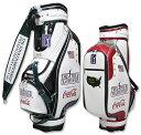 【即納】 PGAツアートーナメントキャディバッグTHE TOUR CHAMPIONSHIPbyコカコーラ CB−3017