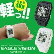 2016新製品高性能GPS搭載距離測定器EAGLE VISION watch3(イーグルビジョンウォッチスリー)ゴルフナビゲーションEV-616【あす楽対応】【0722retail_coupon】