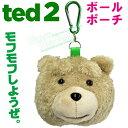 Ted2(テッドツー)ゴルフボールポーチ(フェイス)「K-7...