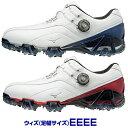 MIZUNO(ミズノ)日本正規品 GENEM 008 Boa ジェネム008ボアソフトスパイクゴルフシュー