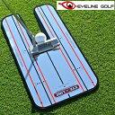 【】EYELINE GOLF(アイラインゴルフ) CLASSIC PUTTING MIRROR(クラシックパッティングミラー) 「ELG-MR11」 「ゴルフパター練習用品」