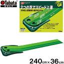 TABATA タバタ 2wayパターマットライン入りGV−0126「ゴルフ練習用品」
