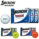 ダンロップ スリクソンAD333 ゴルフボール1ダース(12個入り)【あす楽対応】