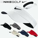 NIKE(ナイキゴルフ)日本正規品 コア ゴルフ バイザー 2018新製品 DRI-FIT (ドライフィ
