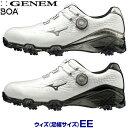 【2E】ミズノゴルフ日本正規品 GENEM009 BOA(ジ...