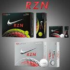 ナイキゴルフ日本正規品RZN(レジン)スピードロックコア4ピース構造ゴルフボール1ダース(12個入)【あす楽対応】