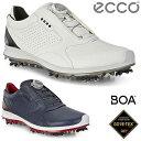 ECCO(エコー)日本正規品 BIOM G2 Mens Golf BOA GTX メンズモデル ソフトスパイクゴルフシューズ 2018新製品 「130674」【あす楽対応】