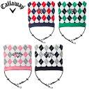 2017新製品Callaway(キャロウェイ)日本正規品Knit Iron Cover(ニットアイアンカバー)17JM【あす楽対応】