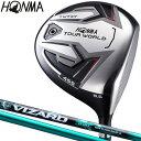 HONMA GOLF(本間ゴルフ)日本正規品 TOUR WORLD(ツアーワールド) TW737 455ドライバー VIZARD EX-A55カーボンシャフト
