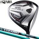 HONMA GOLF(本間ゴルフ)日本正規品 TOUR WO...
