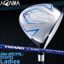 HONMA GOLF本間ゴルフ日本正規品Be ZEAL 525 Ladies(ビジール525レディス)フェアウェイウッドVIZARD for Be ZEAL Ladiesカー..