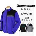 BridgestoneGolf ブリヂストンゴルフ 秋冬ウエア 3D解析トレーナー IGM01B 【あす楽対応】