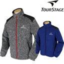 Bridgestone TOURSTAGE(ブリヂストン ツアーステージ) フリースジャケット 秋冬ゴルフ