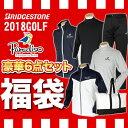 【即納!】BRIDGESTONE Paradiso(ブリヂストンパラディーゾ) 日本正規品 2018新春 「メンズウエア」 豪華6点セットゴルフ福袋【あす楽対応】