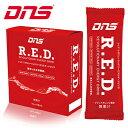 DNS R.E.D. レッド レボリューショナリー エネルギードリンク ブラッドオレンジ風味 500ml用粉末 16g×10袋