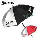 ダンロップ日本正規品 SRIXON(スリクソン) UVカット率99%以上 晴雨兼用 ゴルフアンブ