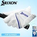 ダンロップ日本正規品 SRIXON(スリクソン) ナノフロント 夏用ゴルフグローブ 2018新製