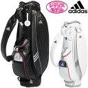 adidas Golf(アディダスゴルフ) 日本正規品 ウィメンズキルティングキャディバッグ ゴルフ...