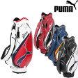 2016新製品PUMAプーマゴルフ日本正規品CB スポーツ キャディバッグ867513【あす楽対応】