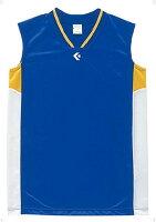 CONVERSE(コンバース) 0S ガールズゲームシャツ Rブルー/ホワイト con-cb64701-2511の画像