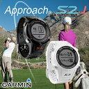 ガーミン(GARMIN)日本正規品高性能GPS距離測定器腕時計型GPSゴルフナビAPPROACH(アプローチ) S2J【あす楽対応】