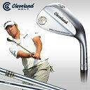 クリーブランドゴルフ日本正規品588RTX 2.0プレシジョンフォージドウェッジスチール
