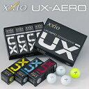 ダンロップXXIO UX-AERO(ゼクシオ ユーエックスエアロ)ゴルフボール1ダース(12個入り)