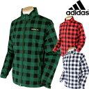 Adidas Golfアディダスゴルフ日本正規品長袖フルジップウインドジャケット2WAY CCD03「秋冬ゴルフウエアw6」ビッグサイズ(XO)【あす楽対応】