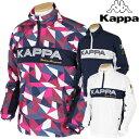 KAPPA GOLF(カッパゴルフ)撥水+静電気抑制+デジサーモ中綿ブルゾンKG552OT57「秋冬ゴルフウエアw6」【あす楽対応】