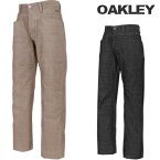 OAKLEY(オークリー)EQUIPMENT STRAIGHT 3.0ロングパンツストレート+ストレッチ421908JP「秋冬ゴルフウエア」【あす楽対応】