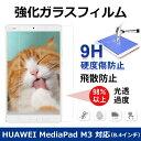 送料無料 NTT docomo dtab Compact d-01J Huawei MediaPad M3 8.4 専用 強化ガラス 保護フィルム 9H硬度 液晶保護 0.3mm 超薄型 耐指紋 撥油性 高透過率 ラウンドエッジ加工 気泡ゼロ 飛散防止 8.4インチ d-01J 液晶保護フィルム
