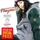 スノーボードウェア スキーウェア レディ−ス 上下 セット 新作 SECRETGARDEN PLAY...