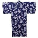 【ポイント10倍】[SB]FJK 日本の婦人着物 綿・浴衣 おいらん Sサイズ U-101-S FJK9354700000s