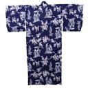 【ポイント10倍】[SB]FJK 日本の婦人着物 綿・浴衣 おいらん LLサイズ U-101-LL FJK9354700003