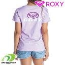 ROXY【REPTINT ROXY:LAV】半袖Tシャツ ロキシー レディス 女性用 ガールズ バックプリント [メール便対応可]