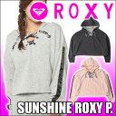 ROXY[ロキシー] プルオーバーパーカー【SUNSHINE ROXY PARKA】レースアップパーカー