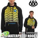 686【WATERPROOF HOODY:BLACK ITS...